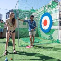 Urbany Hostel Bcn Go! Барселона спортивное сооружение