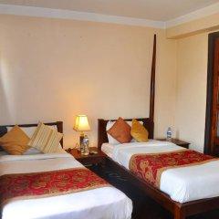 Отель Temple Tiger Thamel Apartment Непал, Катманду - отзывы, цены и фото номеров - забронировать отель Temple Tiger Thamel Apartment онлайн комната для гостей фото 2