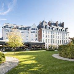 Hotel Dukes' Palace Bruges фото 16