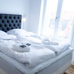 Отель Mortens Kro Restaurant & Suites Алборг комната для гостей фото 3