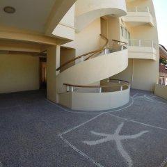 Отель Zihua Express Сиуатанехо парковка