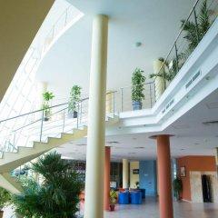 Отель Ivana Palace Солнечный берег парковка