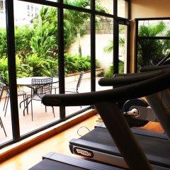 Отель Three Arms фитнесс-зал фото 2