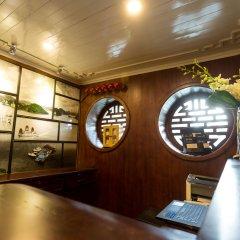 Отель Bhaya Cruises Халонг сауна