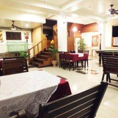 Отель Chaba Garden Resort питание