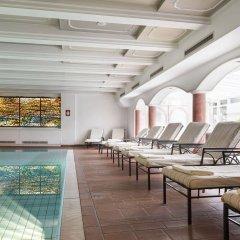 Отель Castel Rundegg Италия, Меран - отзывы, цены и фото номеров - забронировать отель Castel Rundegg онлайн бассейн фото 2