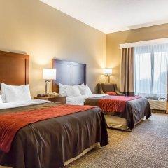 Отель Comfort Inn комната для гостей фото 3