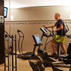 Отель Steigenberger Grandhotel Handelshof Leipzig Германия, Лейпциг - 1 отзыв об отеле, цены и фото номеров - забронировать отель Steigenberger Grandhotel Handelshof Leipzig онлайн фитнесс-зал