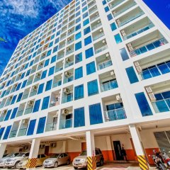 Отель Nam Talay Jomtien Beach Паттайя вид на фасад