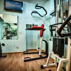 Отель Eurohotel фитнесс-зал
