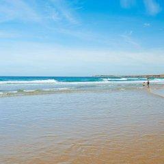 Отель Hipotels Gran Conil & Spa Испания, Кониль-де-ла-Фронтера - отзывы, цены и фото номеров - забронировать отель Hipotels Gran Conil & Spa онлайн пляж фото 2