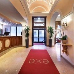 Exe Hotel Della Torre Argentina Рим интерьер отеля фото 2