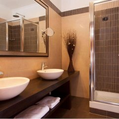Hotel Piemonte ванная