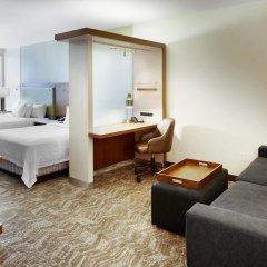 Отель Springhill Suites Columbus Osu Колумбус комната для гостей фото 5