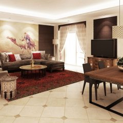 Отель Al Manara, a Luxury Collection Hotel, Saraya Aqaba Иордания, Акаба - 1 отзыв об отеле, цены и фото номеров - забронировать отель Al Manara, a Luxury Collection Hotel, Saraya Aqaba онлайн комната для гостей фото 5