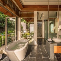 Отель Baan Paa Talee ванная