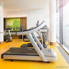 Отель Novotel Muenchen Messe фитнесс-зал