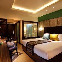 Patong Merlin Hotel 4* Стандартный номер с различными типами кроватей фото 2