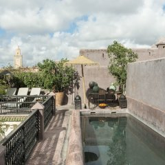 Отель Dar Darma - Riad Марокко, Марракеш - отзывы, цены и фото номеров - забронировать отель Dar Darma - Riad онлайн бассейн фото 2