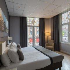 Отель Amsterdam - De Roode Leeuw Нидерланды, Амстердам - 1 отзыв об отеле, цены и фото номеров - забронировать отель Amsterdam - De Roode Leeuw онлайн комната для гостей фото 5