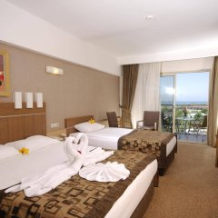 Sunis Kumköy Beach Resort Hotel & Spa – All Inclusive комната для гостей
