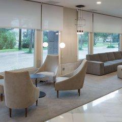Отель NH Madrid Barajas Airport интерьер отеля фото 2