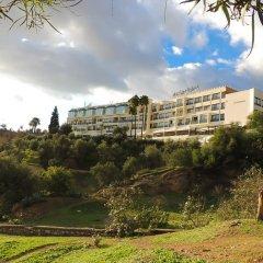 Отель Les Merinides Марокко, Фес - отзывы, цены и фото номеров - забронировать отель Les Merinides онлайн приотельная территория
