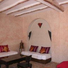 Отель Dar Bergui Марокко, Уарзазат - отзывы, цены и фото номеров - забронировать отель Dar Bergui онлайн комната для гостей фото 3