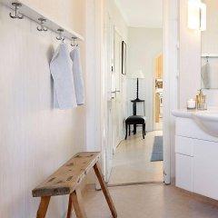 Отель kallaxgårdshotell Швеция, Лулео - отзывы, цены и фото номеров - забронировать отель kallaxgårdshotell онлайн ванная