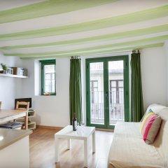 Апартаменты Inside Barcelona Apartments Vidreria комната для гостей