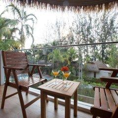 Отель Tup Kaek Sunset Beach Resort балкон