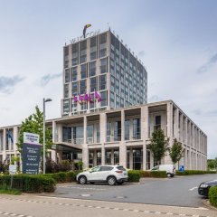 Отель Van der Valk Airporthotel Düsseldorf Германия, Дюссельдорф - отзывы, цены и фото номеров - забронировать отель Van der Valk Airporthotel Düsseldorf онлайн парковка