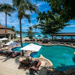 Отель Pavilion Samui Villas & Resort бассейн фото 3