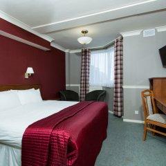 The Clarendon Hotel комната для гостей фото 5