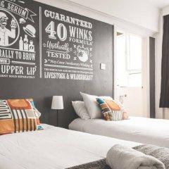 Отель Hatters Hostel Liverpool Великобритания, Ливерпуль - отзывы, цены и фото номеров - забронировать отель Hatters Hostel Liverpool онлайн комната для гостей фото 4