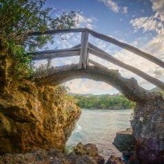Отель Great Huts Ямайка, Порт Антонио - отзывы, цены и фото номеров - забронировать отель Great Huts онлайн приотельная территория