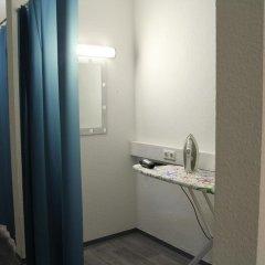 Отель Pauli Hostel Германия, Гамбург - отзывы, цены и фото номеров - забронировать отель Pauli Hostel онлайн ванная