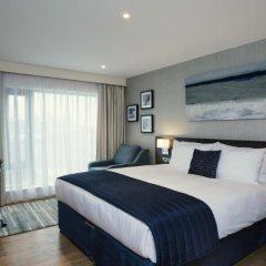 Отель Marlin Waterloo Лондон комната для гостей фото 8