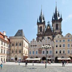 Апартаменты Cathedral Prague Apartments пляж