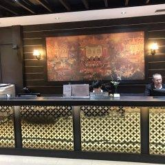 Отель Buddy Lodge Бангкок интерьер отеля