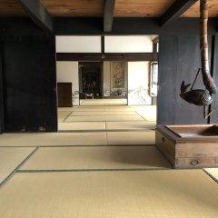 Отель Nouka Minpaku Seiryuan Минамиогуни сейф в номере