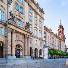 Отель Star Inn Hotel Premium Dresden im Haus Altmarkt, by Quality Германия, Дрезден - 13 отзывов об отеле, цены и фото номеров - забронировать отель Star Inn Hotel Premium Dresden im Haus Altmarkt, by Quality онлайн фото 7