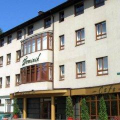 Гостиница Доминик вид на фасад фото 2