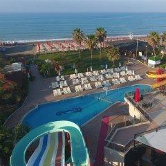 Отель Throne Seagate Belek Богазкент пляж