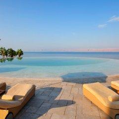 Отель Kempinski Hotel Ishtar Dead Sea Иордания, Сваймех - 2 отзыва об отеле, цены и фото номеров - забронировать отель Kempinski Hotel Ishtar Dead Sea онлайн бассейн