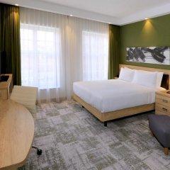 Отель Hampton by Hilton Gdansk Old Town Польша, Гданьск - 1 отзыв об отеле, цены и фото номеров - забронировать отель Hampton by Hilton Gdansk Old Town онлайн комната для гостей
