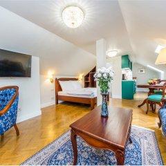 Апартаменты Manesova No.5 Apartments комната для гостей фото 2