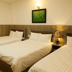 Отель Dalat Holiday Далат комната для гостей
