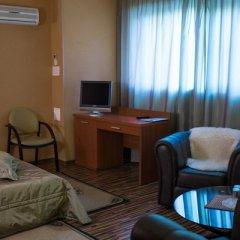 Сакура Отель 4* Стандартный номер с двуспальной кроватью фото 6