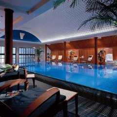 Hotel Taschenbergpalais Kempinski Dresden бассейн